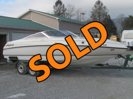 2000 Bryant 214 Runabout For Sale near Norris Lake Tennessee