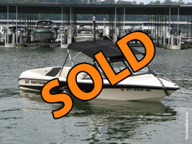 2000 Correct Craft 75th Anniversary Ski Nautique For Sale