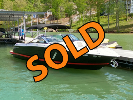 2016 Four Winns Horizon 290 Bowrider For Sale on Norris Lake Tennessee at Stardust Marina