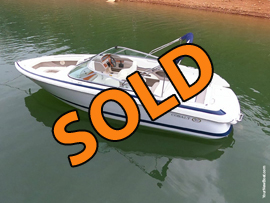 One-Owner 2001 Cobalt 226 Bowrider For Sale on Norris Lake Tennessee!