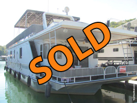 2004 Horizon 16 x 65WB Houseboat For Sale on Norris Lake TN