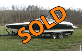2006 Cobalt 272 Bowrider For Sale near Lake Norris Tennessee