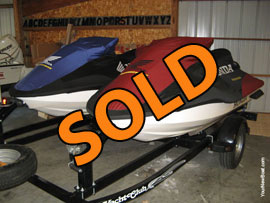 2006 Honda AquaTrax F-12 Personal Watercrafts For Sale near Norris Lake TN