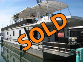 2006 Horizon Yachts 16 x 80WB Houseboat For Sale on Norris Lake TN