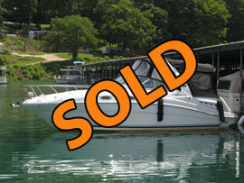 2006 SeaRay 260 Sundancer Aft Cabin Cruiser For Sale on Norris Lake Tennessee