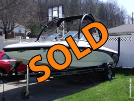 2007 Centurion T5 Open Bow Ski Boat For Sale near Bristol VA