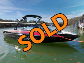 2007 Malibu Wakesetter 23 LSV Wakeboard and Surf Boat For Sale on Norris Lake Tennessee at Springs Dock Resort