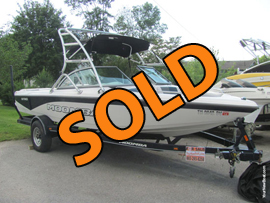 2007 Moomba Outback Open Bow Ski Boat with Wakeboard Tower For Sale near Norris Lake Tennessee