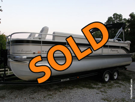 2007 Premier 250 Escapade PTX Pontoon For Sale