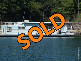 1977 CumberlandCustom Houseboat For Sale
