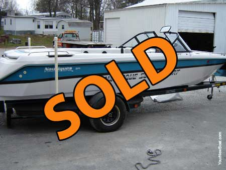 1995 Correct Craft Super Sport Nautique For Sale