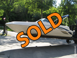 1999 SeaRay 210 Sundeck Deckboat For Sale on Norris Lake TN