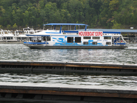 On Water Houseboat Expo Review