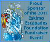 YourNewBoat is a Proud Sponsor of the Eskimo Escapades Foundation Shut Up and Ski Fundraising Event