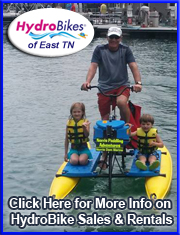 Save 50 Bucks on a HydroBike Purchase through Hydro-Bikes of East TN